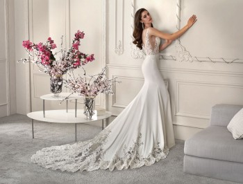 ΝΥΦΙΚΟ DEMETRIOS LUXURIOUS CREPE ΚΩΔ.1083215