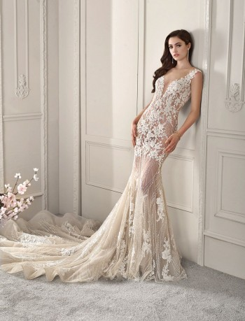 ΝΥΦΙΚΟ DEMETRIOS LUXURIOUS LACE ΚΩΔ.1088315