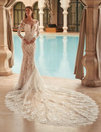 ΝΥΦΙΚΟ DEMETRIOS LUXURIOUS LACE ΚΩΔ.10111715